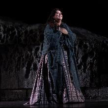 Anna Pirozzi, en «Un ballo in maschera»