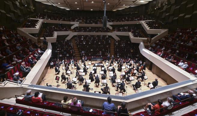 La Gewandhaus Orchestraabre su temporada con piezas de Ludwig van Beethoven en Leipzig