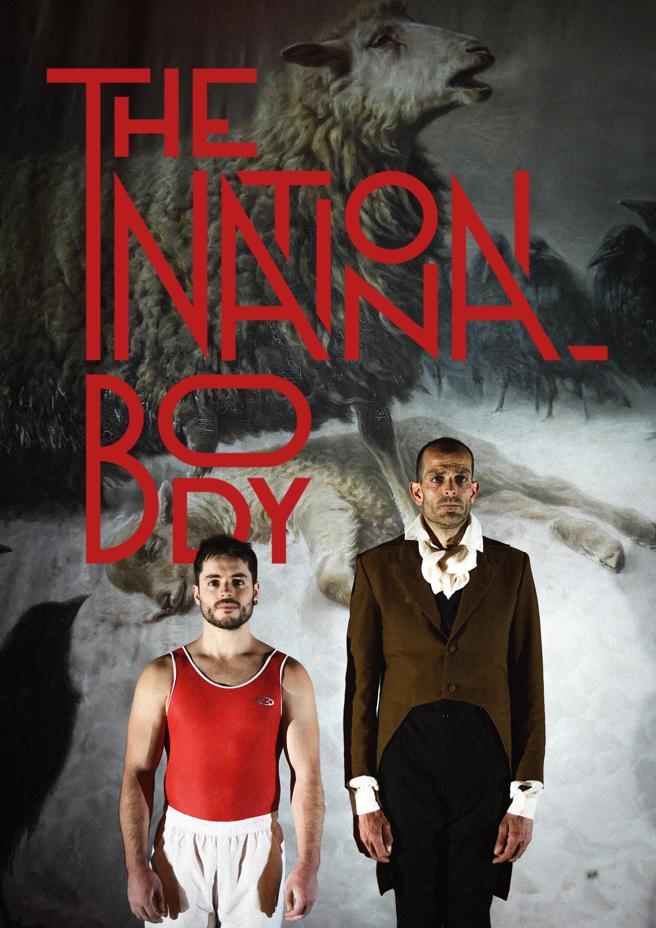 Los protagonistas de 'The national body', que se verá en noviembre en la Hiroshima