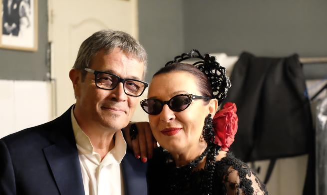 Junto a Martirio actuará en el próximo Festival de Jazz de Barcelona homenajeando la música de Bola de Nieve