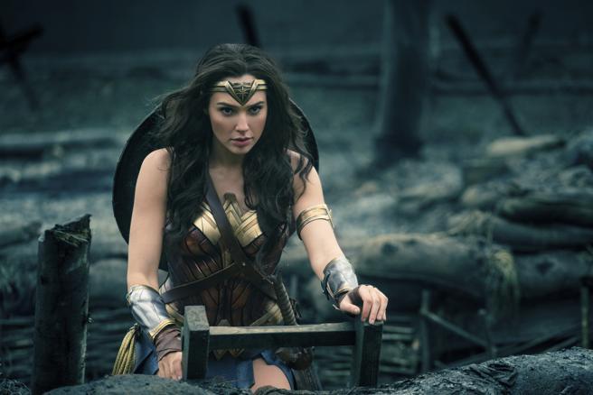 La actriz Gal Gadot vuelve a dar vida a Wonder Woman