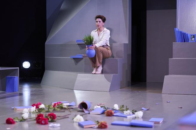 Emma Vilarasau en 'La cabra o qui és Sylvia?' de Edward Albee