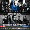 Amaranthe + Beyond the Black (Barcelona)